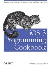 O'Reilly serves up 'iOS 5 Programming Cookbook'