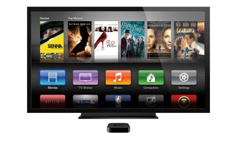 Apple TV gets 1080p High Definition
