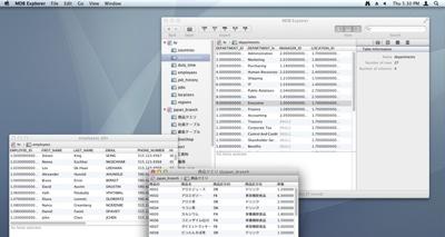 MDB Explorer available at the Mac App Store