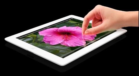 The iPad grows 73.5% in the EU5