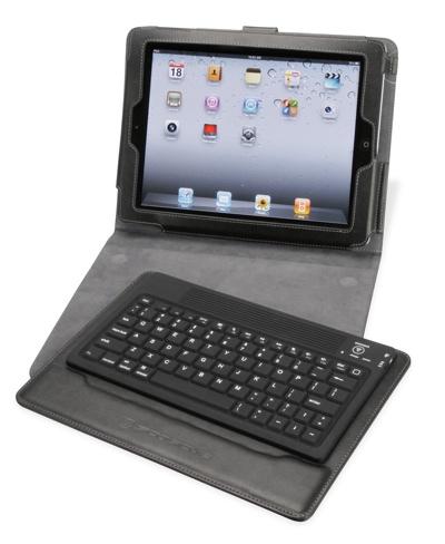 Scosche unveils new iPad accessories