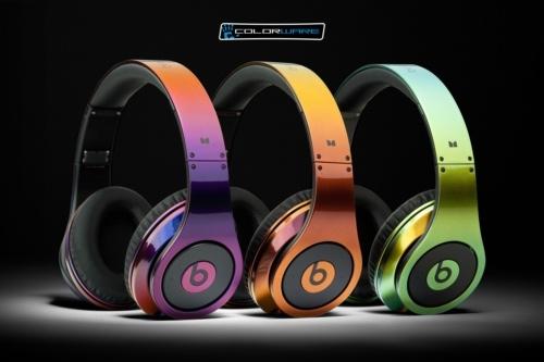 ColorWare launches SE Illusion Beats by Dr. Dre headphones