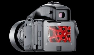 Mamiya Leaf introduces the Leaf Credo Digital Back camera