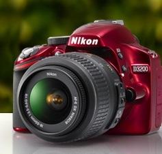Nikon releases 24.2-megapixel D3200 digital camera