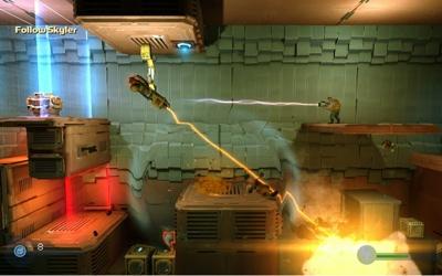 Rochard blasts onto the Macgamestore