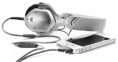 V-MODA unveils M-80 White Pearl on-ear headphones
