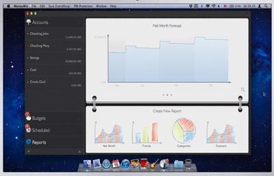 SilverWiz conjures up MoneyWiz for Mac OS X