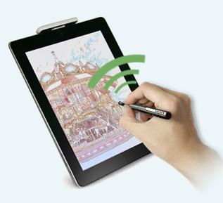 Apen A5 Digital Pen comes to the iPad