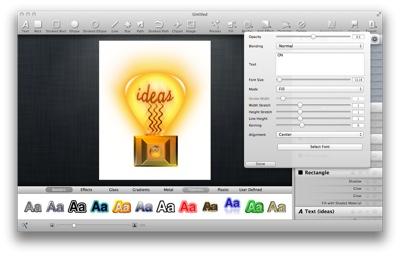 Logoist is new design app for Mac OS X