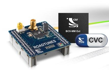 CSR debuts RoadTunes ADK 3.0