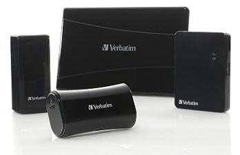 Verbatim ships new portable power packs