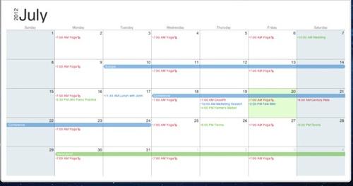 Chronos announces Spotlife — a calendar for your desktop