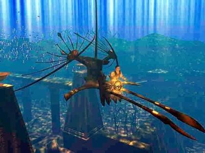 Atlantis II comes to the Macgamestore