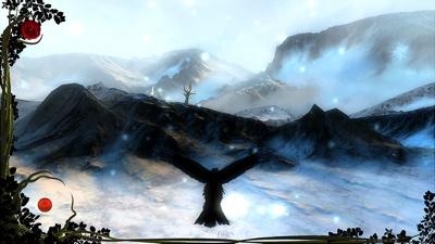 Crow alights at the Macgamestore