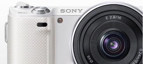 Sony unveils NEX-5R camera