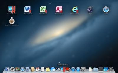 Parallels Desktop 8 for Mac unites Mountain Lion, Windows