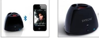 Satechi ships Swift Bluetooth speaker