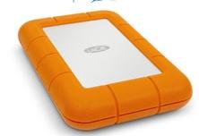 LaCie announces USB 3.0 Thunderbolt series