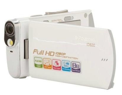 Sakar, Polaroid to debut Wi-Fi-enabled camcorders