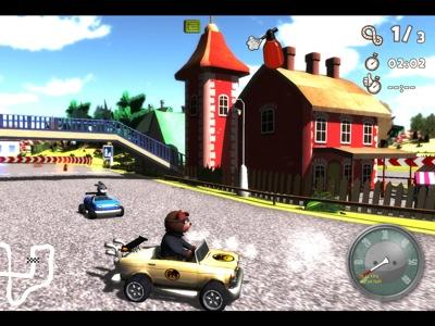 Teddy Floppy Ear: The Race drives onto the Macgamestore