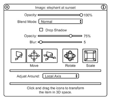 Apple working on 3D animation interface