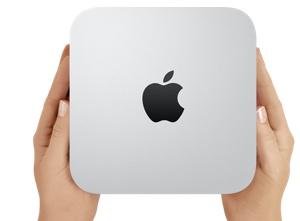 Mac mini gets Ivy Bridge chips, more