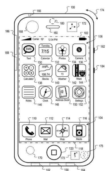 Apple patent involves adaptive mobile device navigation