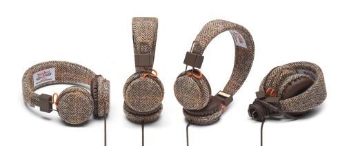 Urbanears launches Plattan Tweed Edition headphones