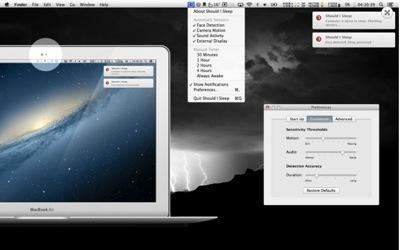 New Mac OS X app asks, 'should I sleep?'
