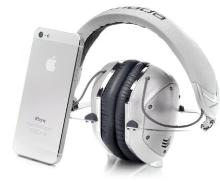 V-MODA unveils customizable M-100 Metal headphones