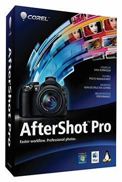 Corel AfterShot Pro is nondestructive photo management app