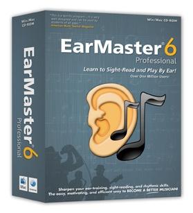 eMedia Music ships EarMaster Pro 6