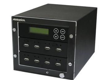 Addonics rolls out the USB HDD/Flash Duplicator