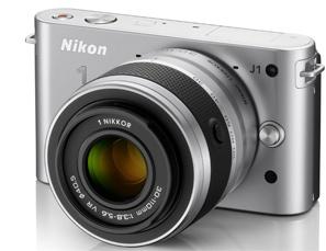 Nikon J1 is solid, compact, mirrorless digital camera