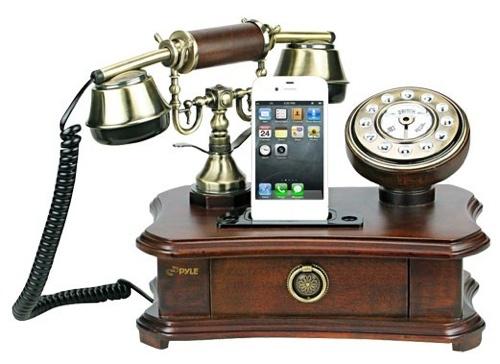 iPhone, meet the rotary phone