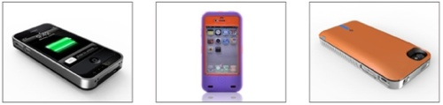 iBattz releases charging cases for the iPhone 4/4S