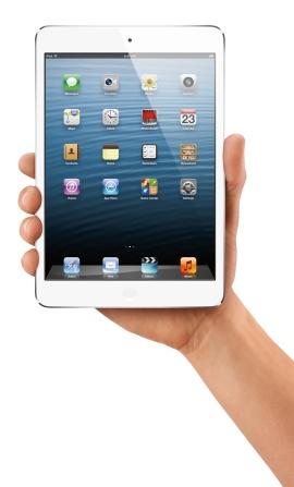 AT&T, Verizon, Sprint offering the iPad mini