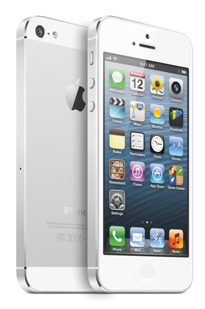 iPhone 5 is TIME's top tech gadget of 2012