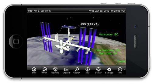 Southern Stars launches Satellite Safari for iOS