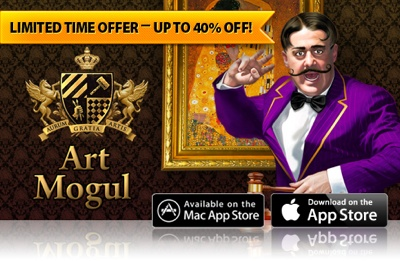 G5 Entertainment, Funzai introduce Art Mogul for the Mac
