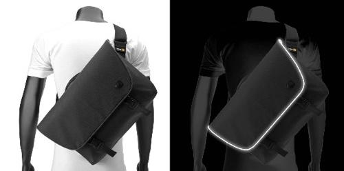 Kool Tools: Boa courier messenger bag