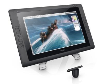 Wacom announces Cintiq 22HD touch