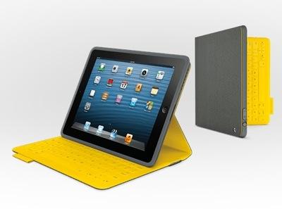 Logitech unveils FabricSkin Keyboard Folio for the iPad