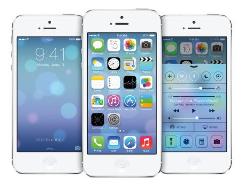 Apple unveils iOS 7