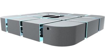 Mac Mini Vault increases capacity