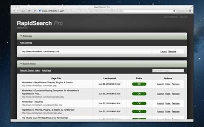 NimbleHost announces RapidSearch Pro 2