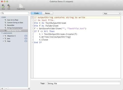 LogicalVue Software announces CodeVue 2.0