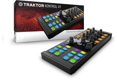 Native Instruments serves up TraktorKontrol X1 MK2