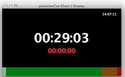 PresenterCue available for Mac OS X