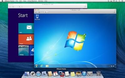 VMware announces VMware Fusion 6, Fusion 6 Professional